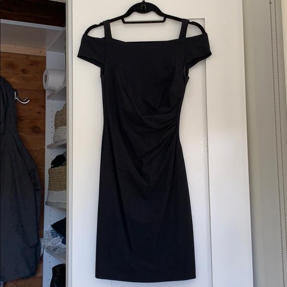 e63d741a4ab5f Nicole Miller Dresses | Black Cocktail Dress | Poshmark